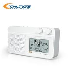 Best DAB+ / FM weather station clock radio