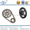 06B-1 motorcycle drive steel cast iron sprocket manufacture