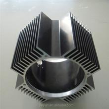 aluminum extrusion, Electronic component Enclosure, anodizing aluminium enclosure