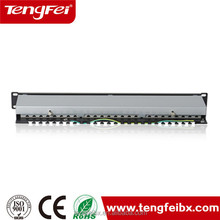cat5e patch panel FTP Made in China