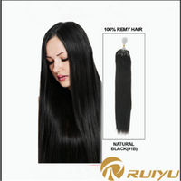 New cheaper Indian remy micro loop ring hair extension