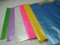 Colorfull Raincoats Soft PVC Films
