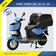 China Hangzhou EEC blue 2000W 48v 10Ah battery EEC full size electric mz motorcycles