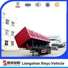 The most famous side dump tipper semi trailer for sale made in China