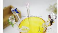 2015 wholesale high quality smoking borosilicate glass tube (A-J-008)