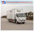 Isuzu 4-7t 4x2 de unidad de camiones van mejor precio de china