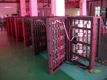 Shenzhen lcf high refresh video display P6 outdoor Front Accessable full color led xxx sexy video for advertising