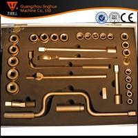 China Supplier Promotional Cr-V Double Head Truck Wheel Spanner/Wrench