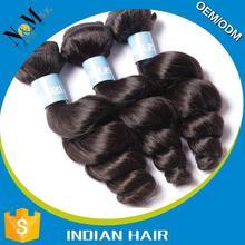 Wholesale high quality braiding hair fashion source hair Loose Wave hair