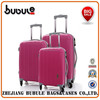 ````BUBULE```! 2015 PP zipper HOT SALE trolley luggage travel trolley case High quality travel luggage