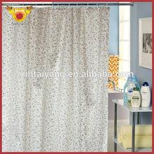 indio pequeño cuarto de baño de flores de la cortina de la cocina los patrones