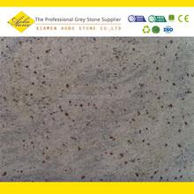 kashmir cream granite wall stone design,white granite with spots