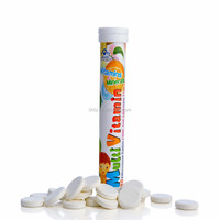 Sport Nutrition Manufacturer, Healthy Product, Multivitamin Tablet for Children Nutrition Supplement Private Label