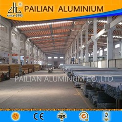 China Golden alu profiles supplier industry/furniture/door and window/building material/tube and pipe,aluminium extrusion plant