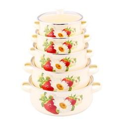 alibaba china porcelain enamel cookware