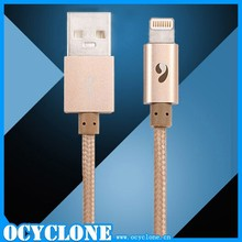 New on sale MFI CE passed for iPhone 5s 6 charging usb data cable