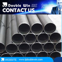 Minerals&Raw Materials Hot Sale High Quality Black Steel Pipe With Price List