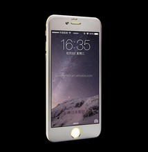 Hot selling 9h tempered glass mobile phone screen protector for iphone 6