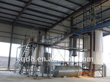 hot sale waste oil distillation plant capacity 6 tons per day with CE and ISO no pollution
