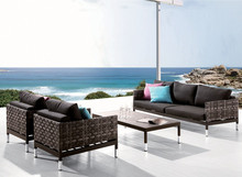 Hot sell outdoor garden sofa DH-9712