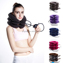 neck massage collar cervical traction apparatus series ( colorful inflatable )