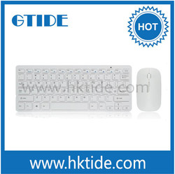 Hot Sale Cheap Tablet PC 2.4ghz Wireless Bluetooth Keyboard And Mouse Combo