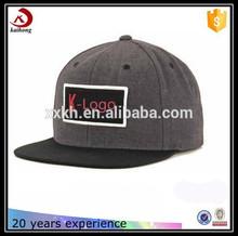 3d embroidery design snapback cap hip hop cotton 5 panel custom snapback cap