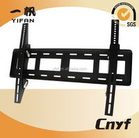2013 new black metal fixed outdoor tv wall mount