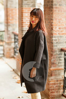 Elegant Shape Good Reputation Wholesale Fashion Designer Ladies Winter Coats