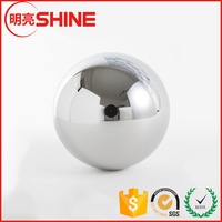 Wholesale Stainless Steel Metal Hanging Ball for Gazing