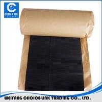 aluminum coating modified bitumen adhesive flash tape butyl adhesive water-proof aluminum foil tape for building