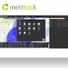 Meitrack GPS tracking software, web based GPS tracking platform support 20,000 GPS trackers working simultaneously MS03