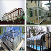 High Quality ISO Certification Bayer Makrolon High Light Transmission UV Hollow Polycarbonate Sheet sunroom roof