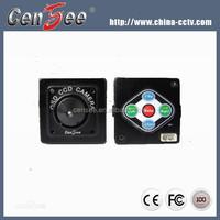 With OSD Cable SONY CCD 700TVL Micro Secret Camera