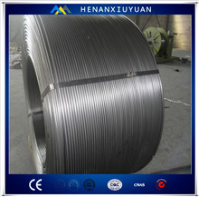 steelmaking additive S alloy Cored Wire with Competitive Price
