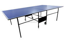 D9408 Cheap outdoor table tennis table ,foldable table tennis training equipment wholesale