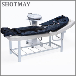 shotmay STM-8033A 2015 hottest shotmay-A2 portable home far infrared pressotherapy for lose weight for wholesales