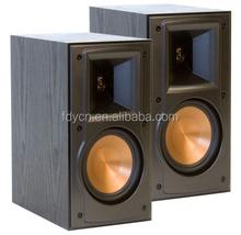 active wooden studio monitor speaker