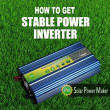 Pure sine wave inverter refrigeration inverter compressor