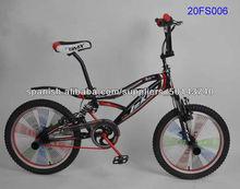 bmx freestyle de la bicicleta (20FS006)