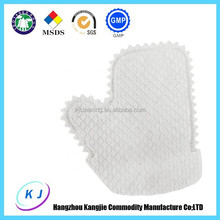 Nonwoven polish gloves private label OEM brand manufacture supply