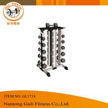 2015 Display Dumbbell Tree/ Dumbbell Rack/Fitness Equipment Rack