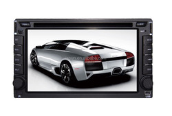 "ISUN 6.2 inch car dvd player with gps navigation 6.2 inch double din universal in dash car dvd player 6.5"" inch car lcd monitor"