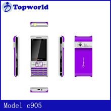 very small size mobile phone GRESSO C905 2 Bands Dual sim dual standby 3040 speaker function phone/ cell phone