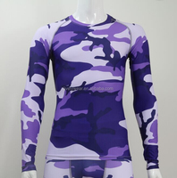 LIVELY 2015 New Style Sublimation various colors Compression Long Sleeve Shirts, using for Cycling/Running