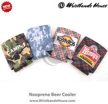 Top sale neoprene cooler beer | Beautiful neoprene cooler beer | Good quality neoprene beverage beer cooler