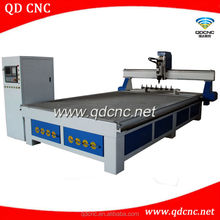 wood door making cnc router cutting/furniture table cnc routing QD-2030