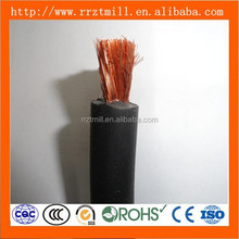 factory direct sale welding cable !! flexilbe rubber 1 0 2 0 welding cable