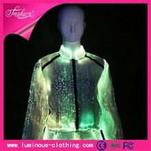 2015 hot venta led luminos de moda del camisón del desgaste de moda mujer trajes