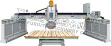 Automatic laser bridge stone cutter
